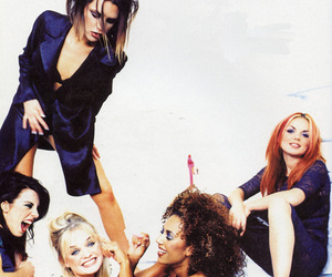 90s, spice girls, and victoria beckham image