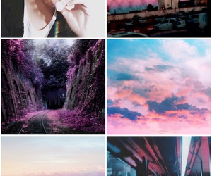 Collage, color, and niall horan image