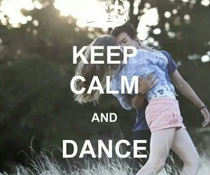 love, christian, and dance image
