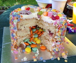 cakes, cute food, and desserts image