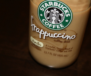 starbucks, frappuccino, and coffee image
