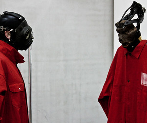 slipknot, sid wilson, and paul gray image