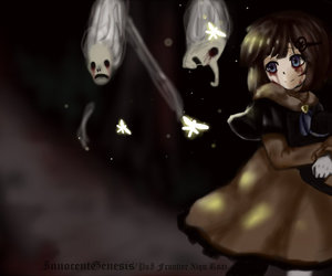 fran bow and luciferns image