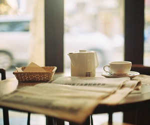 coffee, cafe, and tea image