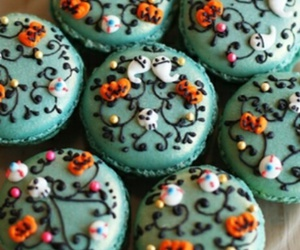 cupcake, delicious, and Halloween image