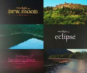 twilight, eclipse, and breaking dawn image