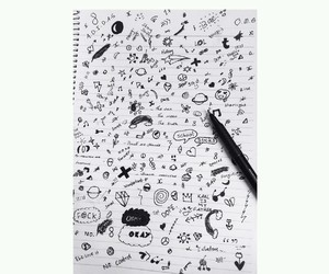 notebook, passion, and love image