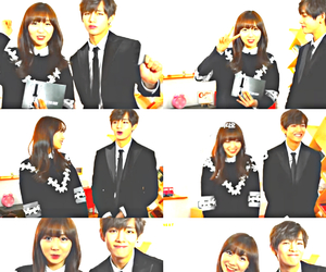 v, bts, and sujeong image