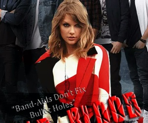 book cover, Taylor Swift, and fanfic image