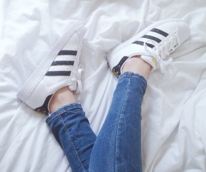 adidas, boyfriend, and clothes image