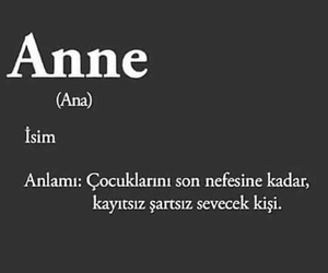 anne, turkey, and ana image