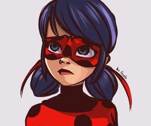 ladybug, miraculous ladybug, and Adrien image