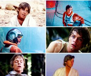 beautiful, luke skywalker, and films image