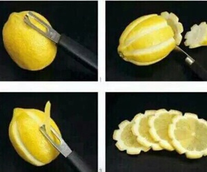 lemon, diy, and food image