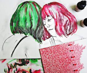 alternative, amazing, and art image