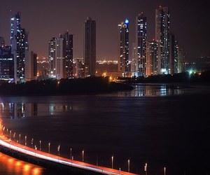 city, luxury, and panama image