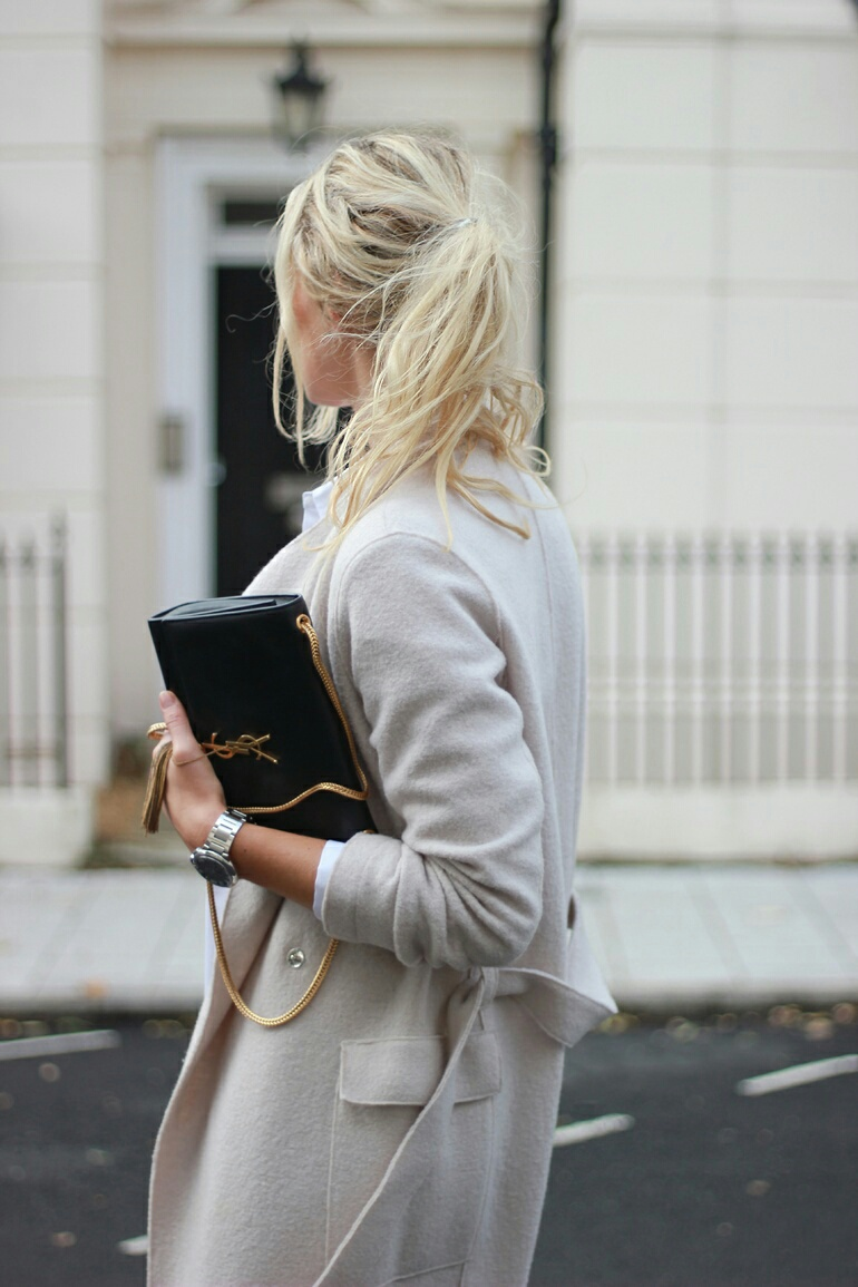 bag, classic, and ponytail image