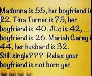 boyfriend, funny, and madonna image