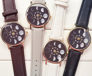 accesories, girly, and watches image