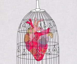 heart, art, and love image