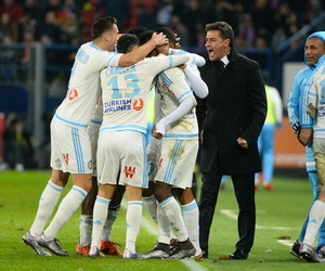 marseille and om image
