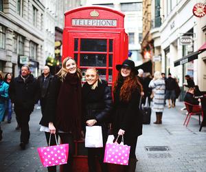 city, fashion, and uk image