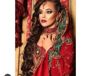 makeup and nisrinasbia image