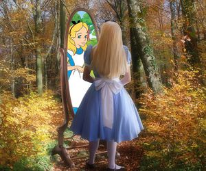 alice in wonderland, alice, and wonderland image