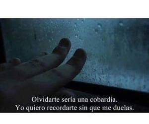 lonely, desamor, and frases image