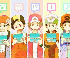 pokemon and ds image