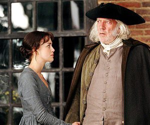 Father and Daughter, movie, and pride and prejudice image