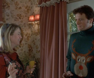 bridget jones, couple, and movie image