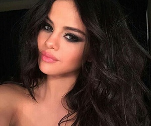 beautiful, hair, and selena gomez image