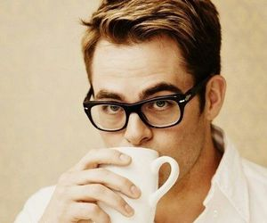 chris pine, boy, and handsome image