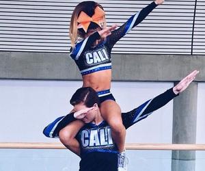 cali, cheer, and dab image