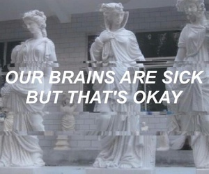 quote, grunge, and okay image