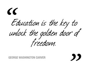 education, life, and quotes image