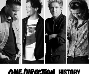 one direction, history, and liam payne image