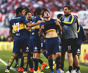 argentina, football, and boca juniors image