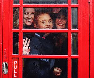 girls, inspiration, and london image