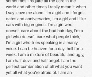 angel, dare, and Devil image