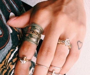 bracelets, rings, and nails image
