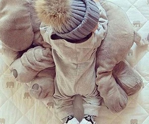 baby, cute, and adidas image