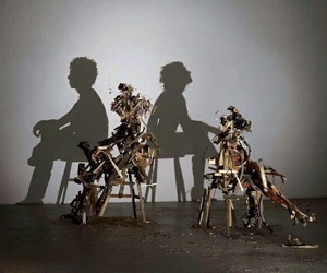 art and shadow image