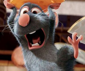 ratatouille and disney image