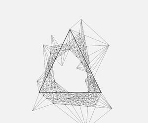 minimalism and white image