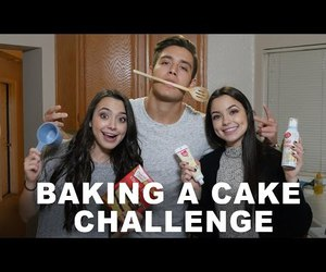 baking, funny, and humor image