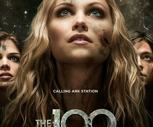 the 100, the100, and clarke griffin image