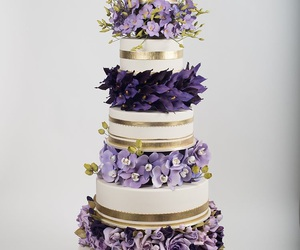 wedding cake, piece montee, and gâteau de mariage image