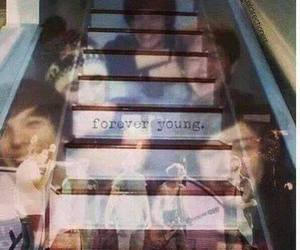 one direction, Forever Young, and niall horan image